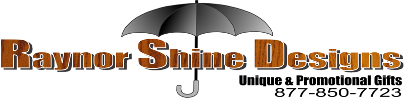 Raynor Shine Designs Unique and Promotional Gifts